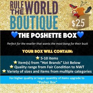 Poshette Resellers Mystery Box